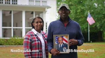 NewDay USA TV Spot, 'Veteran Spouses' - Thumbnail 7