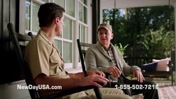 NewDay USA RefiPLUS TV Spot, 'New Day for Veteran Homeowners: That's Me' - Thumbnail 1