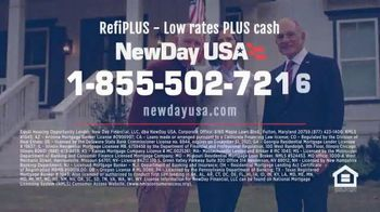 NewDay USA RefiPLUS TV Spot, 'New Day for Veteran Homeowners: That's Me' - Thumbnail 10