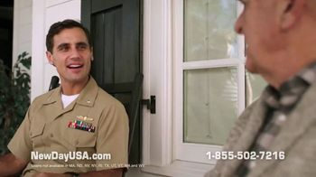 NewDay USA RefiPLUS TV Spot, 'New Day for Veteran Homeowners: That's Me' - Thumbnail 2