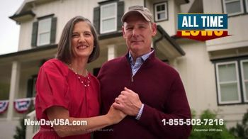 NewDay USA RefiPLUS TV Spot, 'New Day for Veteran Homeowners: That's Me' - Thumbnail 3