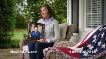 NewDay USA RefiPLUS TV Spot, 'New Day for Veteran Homeowners: That's Me' - Thumbnail 4