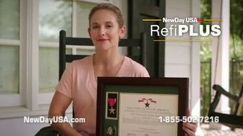 NewDay USA RefiPLUS TV Spot, 'New Day for Veteran Homeowners: That's Me' - Thumbnail 5