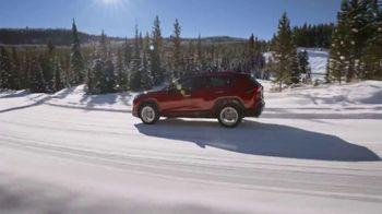 Toyota TV Spot, 'Western Washington Road Trip: Fun in the Snow' Ft. Danielle Demski, Ethan Erickson [T2] - Thumbnail 8