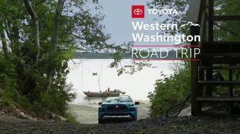 Toyota TV Spot, 'Western Washington Road Trip: Fun in the Snow' Ft. Danielle Demski, Ethan Erickson [T2] - Thumbnail 1