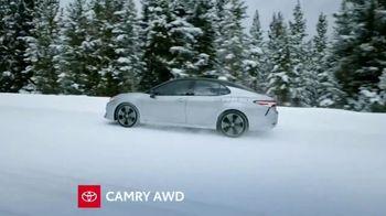 Toyota TV Spot, 'Western Washington Road Trip: Fun in the Snow' Ft. Danielle Demski, Ethan Erickson [T2] - Thumbnail 5