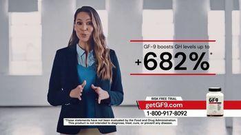 GF-9 TV Spot, 'Wham' Featuring Shaquille O'Neal