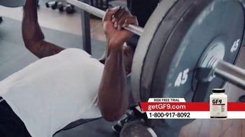 GF-9 TV Spot, 'Wham' Featuring Shaquille O'Neal - Thumbnail 4