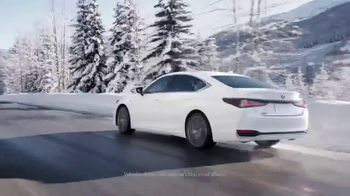 Lexus TV Spot, 'Snow Play' Song by Denny Wright [T1] - Thumbnail 2