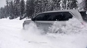 Lexus TV Spot, 'Snow Play' Song by Denny Wright [T1] - Thumbnail 8