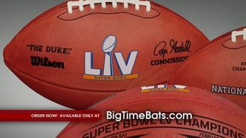 Big Time Bats TV Spot, 'Tampa Bay Bucs Super Bowl LV Champions' - Thumbnail 2