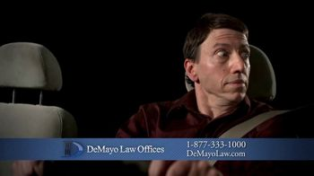 Law Offices of Michael A. DeMayo TV Spot, 'Slow-Motion Accident'