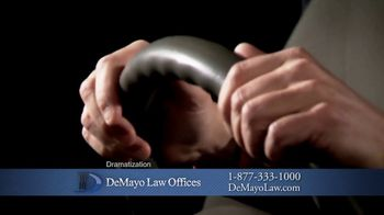 Law Offices of Michael A. DeMayo TV Spot, 'Slow-Motion Accident' - Thumbnail 1