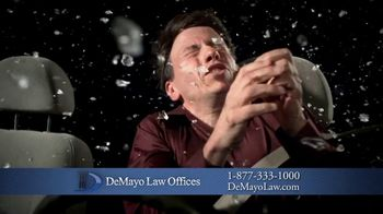 Law Offices of Michael A. DeMayo TV Spot, 'Slow-Motion Accident' - Thumbnail 4