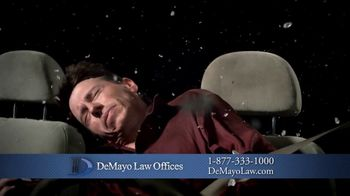Law Offices of Michael A. DeMayo TV Spot, 'Slow-Motion Accident' - Thumbnail 5