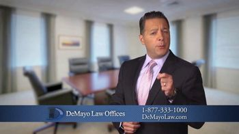 Law Offices of Michael A. DeMayo TV Spot, 'Slow-Motion Accident' - Thumbnail 6