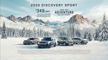 Land Rover Own the Adventure Sales Event TV Spot, 'Play Harder: Activity Key' Ft. Maddie Mastro [T2] - Thumbnail 7