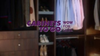 Cabinets To Go TV Spot, 'Red Carpet' - Thumbnail 10