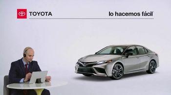 2021 Toyota Camry Hybrid TV Spot, 'Comentarista deportivo: Camry' [Spanish] [T2] - Thumbnail 1