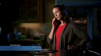 Law Offices of Michael A. DeMayo TV Spot, 'Call Queue'