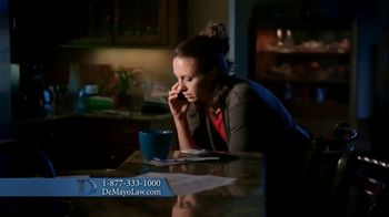 Law Offices of Michael A. DeMayo TV Spot, 'Call Queue' - Thumbnail 3