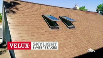 Velux Skylights TV Spot, 'Skylight Sweepstakes' - Thumbnail 2