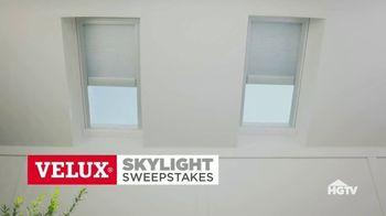 Velux Skylights TV Spot, 'Skylight Sweepstakes' - Thumbnail 4