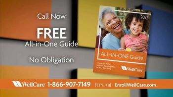 WellCare Health Plans TV Spot, 'All-In-One-Guide: Important Information' - Thumbnail 6