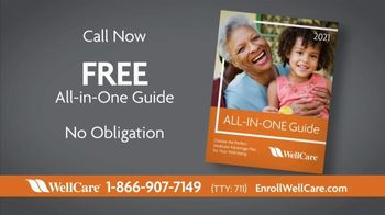 WellCare Health Plans TV Spot, 'All-In-One-Guide: Important Information' - Thumbnail 9