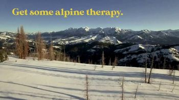 Visit Idaho TV Spot, 'Alpine Therapy' - Thumbnail 8