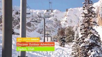 Visit Ogden TV Spot, 'Get Outta Town: Three Resorts' - Thumbnail 2