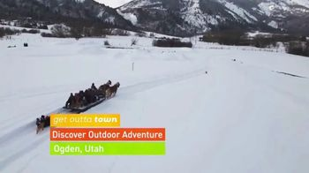 Visit Ogden TV Spot, 'Get Outta Town: Three Resorts' - Thumbnail 3
