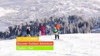 Visit Ogden TV Spot, 'Get Outta Town: Three Resorts' - Thumbnail 4