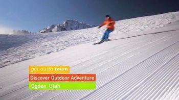 Visit Ogden TV Spot, 'Get Outta Town: Three Resorts' - Thumbnail 5