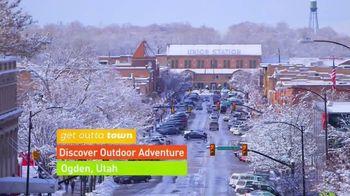 Visit Ogden TV Spot, 'Get Outta Town: Three Resorts' - Thumbnail 6