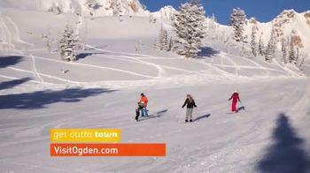 Visit Ogden TV Spot, 'Get Outta Town: Three Resorts' - Thumbnail 9