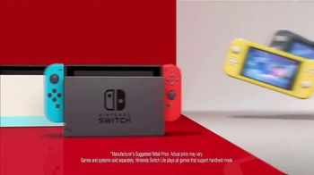 Nintendo Switch Super Bowl 2021 TV Spot, 'Serena Williams Plays Her Favorite Games: Just Dance 2021' - Thumbnail 9