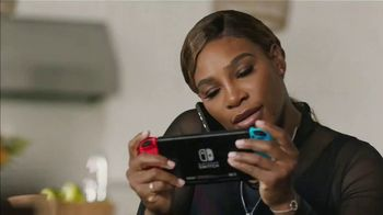 Nintendo Switch Super Bowl 2021 TV Spot, 'Serena Williams Plays Her Favorite Games: Just Dance 2021'