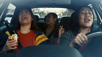 McDonald's Super Bowl 2021 TV Spot, 'Thank You for Driving Thru'