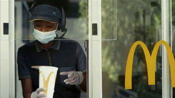 McDonald's Super Bowl 2021 TV Spot, 'Thank You for Driving Thru' - Thumbnail 10