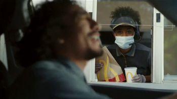 McDonald's Super Bowl 2021 TV Spot, 'Thank You for Driving Thru' - Thumbnail 9