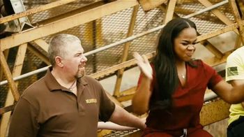 Tough as Nails Super Bowl 2021 TV Promo, 'Go Far' - Thumbnail 4