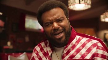 Pizza Hut Tastemaker Super Bowl 2021 TV Spot, 'Dots' Featuring Craig Robinson