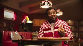Pizza Hut Tastemaker Super Bowl 2021 TV Spot, 'Dots' Featuring Craig Robinson - Thumbnail 10