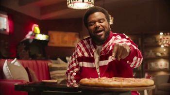 Pizza Hut Tastemaker Super Bowl 2021 TV Spot, 'Dots' Featuring Craig Robinson - Thumbnail 6