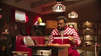 Pizza Hut Tastemaker Super Bowl 2021 TV Spot, 'Dots' Featuring Craig Robinson - Thumbnail 8