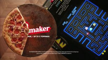 Pizza Hut Tastemaker Super Bowl 2021 TV Spot, 'Dots' Featuring Craig Robinson - Thumbnail 9
