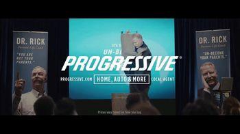 Progressive Super Bowl 2021 TV Spot, 'Dr. Rick: Seminar: Act 2' - Thumbnail 9