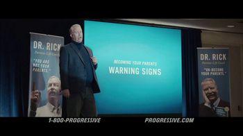 Progressive Super Bowl 2021 TV Spot, 'Dr. Rick: Seminar: Act 2' - Thumbnail 4
