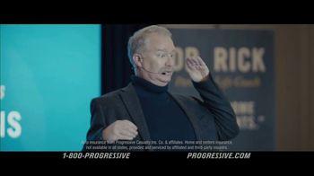 Progressive Super Bowl 2021 TV Spot, 'Dr. Rick: Seminar: Act 2' - Thumbnail 7